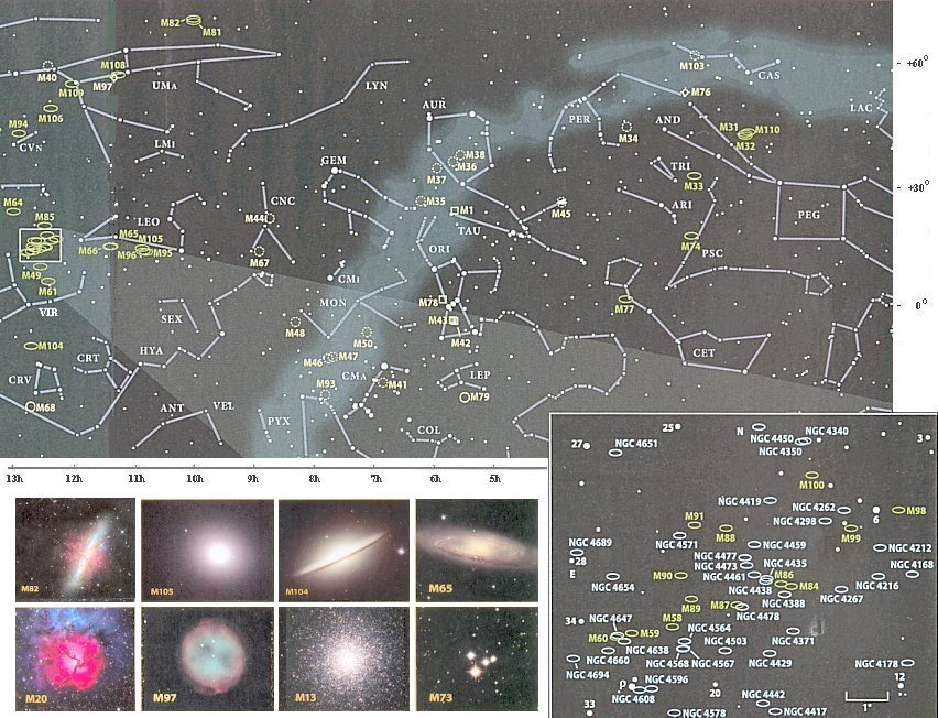 Messier Objects 2