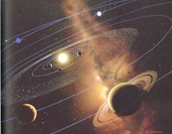 I07 02 SolarSystem, güneş sistemi resimleri
