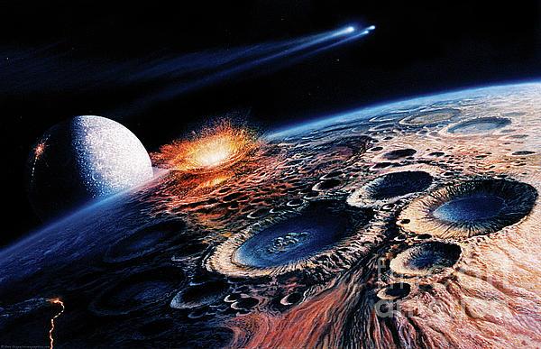 The Hadean Earth - ChronoZoom (bighistorylabs)