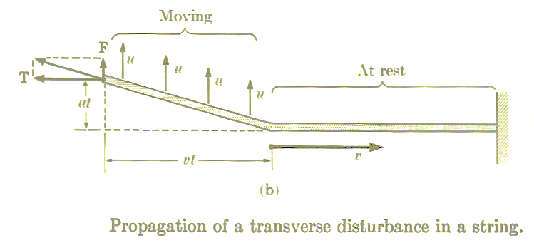 Disturbance in a String