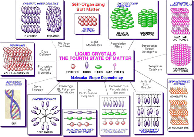Liquid Crystal Examples